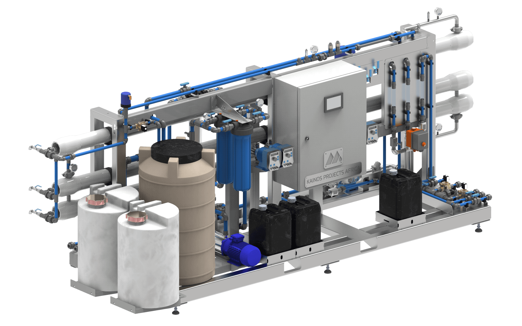 Kainos Desalination Plant